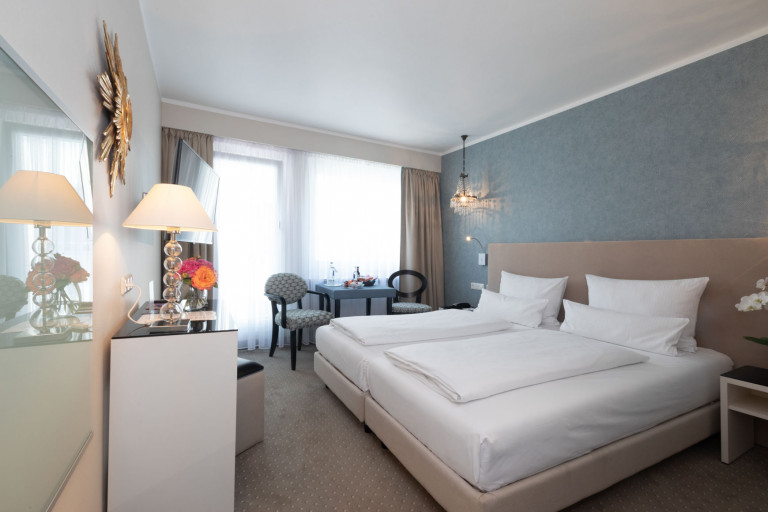 Double rooms Comfort